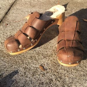 UGG Clogs Great Condition